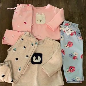 Winter ❄️ cold weather bundle! 5 pieces 6-12mo